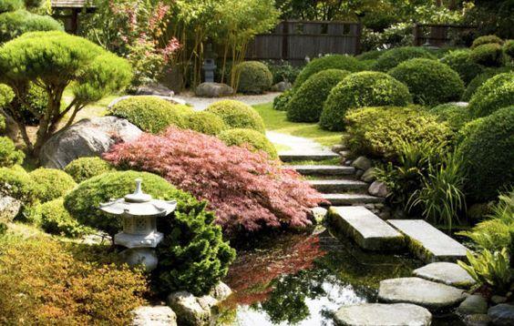 3. Japanese Garden Landscaping