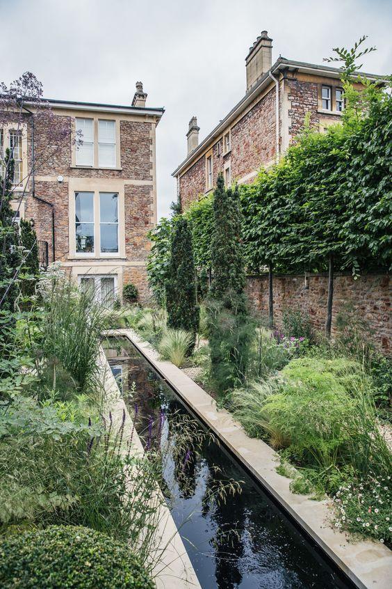 39. Water Garden Landscaping