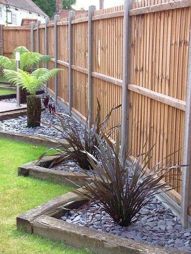 5. Simple Garden Landscape