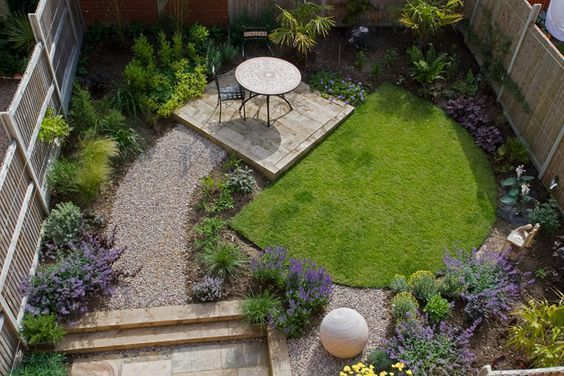 7. Back Garden Landscaping