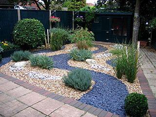 8. Low Maintenance Garden Landscape