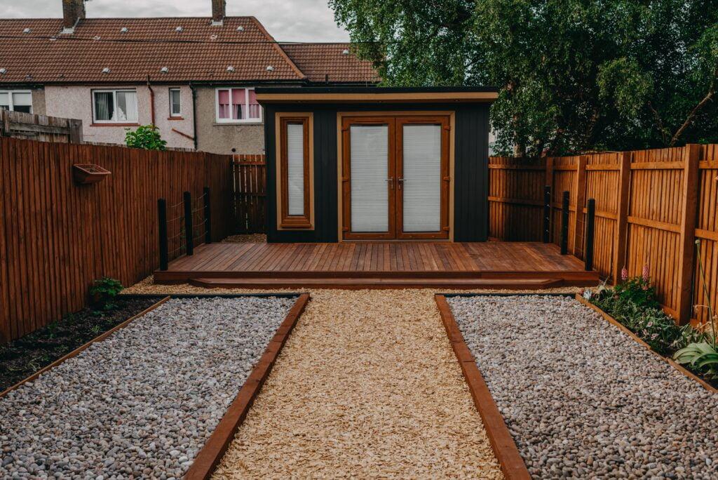 8. Small Garden Room