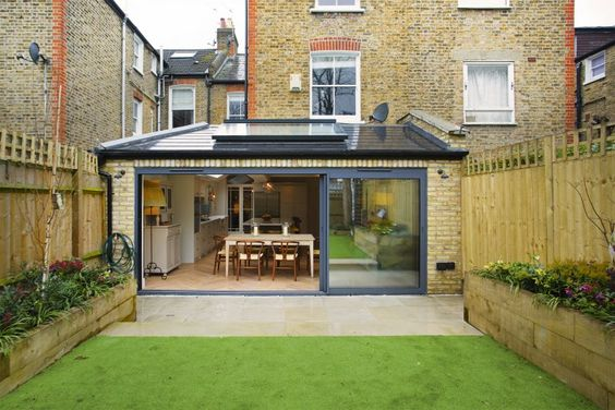 9. Garden Room Extension Design