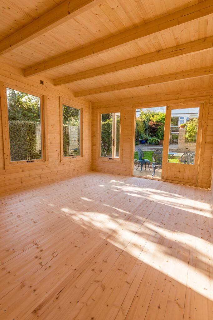 interior-of-timber-garden-office-room