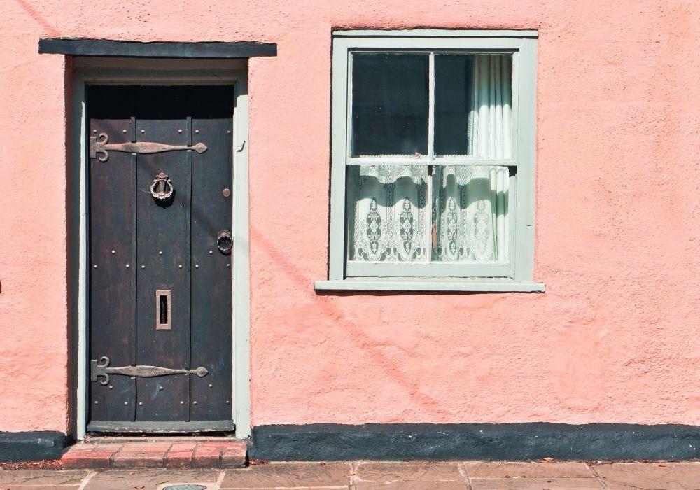 old-front-door