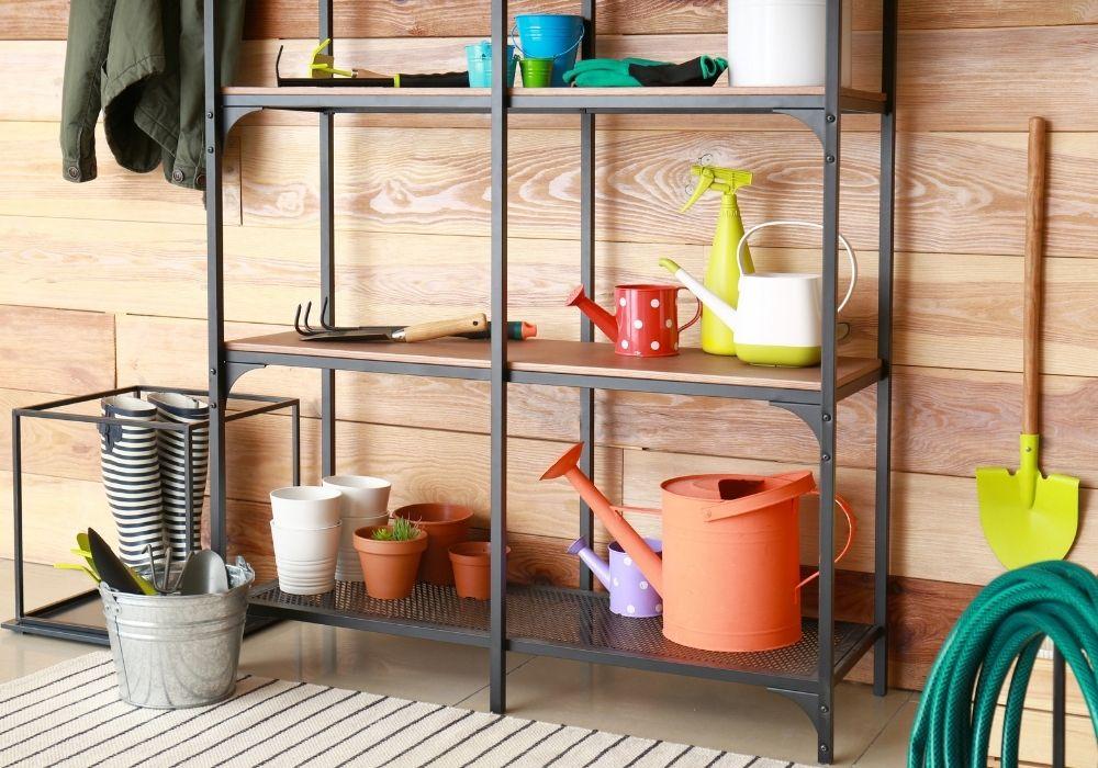 garden-tools-storage-freestanding-shelf